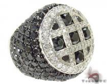 Immortality Black Diamond Ring メンズ ダイヤモンド リング