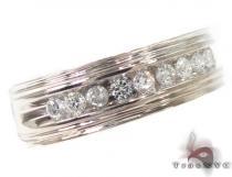 Channel Diamond Ring 29144 メンズ ダイヤモンド 結婚指輪