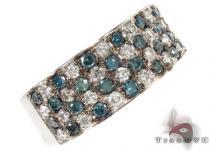 Checker Diamond Ring メンズ ダイヤモンド リング