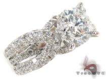 Prong Diamond Wedding Ring 30595 Diamond Wedding Rings
