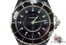 Chanel J12 Black Ceramic Watches スペシャルウォッチ