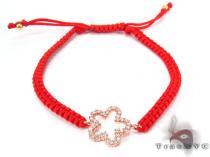 Diamond Rope Bracelet 30708 Diamond