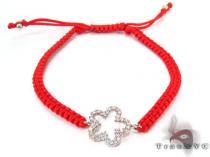 Diamond Rope Bracelet 30709 ロープブレスレット