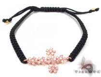 Diamond Rope Bracelet 30714 ロープブレスレット