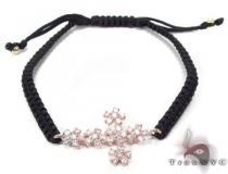 Diamond Rope Bracelet 30715 ロープブレスレット