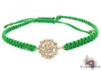 Diamond Rope Bracelet 30727 ロープブレスレット