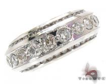 White Platinum Men Engagement Ring メンズ ダイヤモンド 結婚指輪