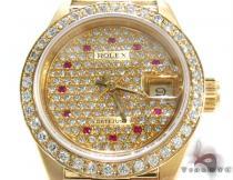 Rolex Datejust Yellow Gold 179138 ロレックス レディース