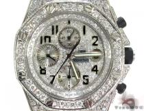 Diamond Dial Audemars Piguet Royal Oak Offshore Diamond Watch Audemars Piguet オーデマピゲ