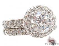 Prong Diamond Wedding Band ダイヤモンド 婚約 結婚指輪