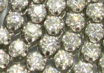 Bullet Chain 30 Inches, 67.10 Grams Diamond Chains