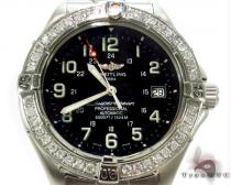 Breitling Superocean Diamond Watch ブライトリング Breitling
