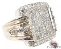 Invisible Diamond Rings 31174 Stone