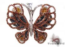 Butterfly Pendant 31318 Sterling Silver Charms