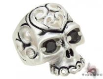 Mens Silver Skull Ring Mens Silver Rings