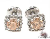 Diamond Stud Earrings Style