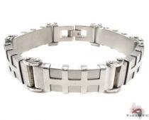 Stainless Steel Bracelet 31384 ステンレススティール ブレスレット