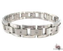 Stainless Steel Bracelet 31392 ステンレススティール ブレスレット