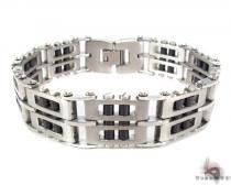 Stainless Steel Bracelet 31406 ステンレススティール ブレスレット