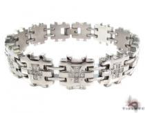 Stainless Steel Bracelet 31408 ステンレススティール ブレスレット
