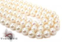 3 Strand White Pearl Necklace パールネックレス