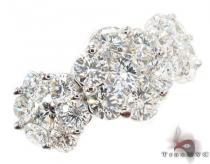 Prong Cluster Diamond Ring 31553 レディース ダイヤモンド リング