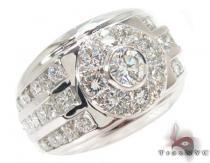 Bezel Diamond Ring 31564 メンズ ダイヤモンド リング