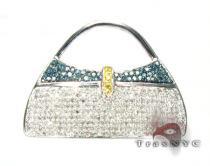 Handbag Charm ダイヤモンドペンダント