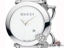 Gucci Chiodo Ladies Diamond Watch YA122505 Gucci