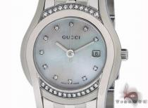 Gucci Ladies 5500 G Class Watch YA055510 Gucci