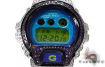 G-Shock White Color CZ Case Watch DW-6900CS 1.60 G-Shock G-ショック