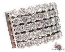 14K White Gold Diamond Ring 31712 カラー ダイヤモンド リング
