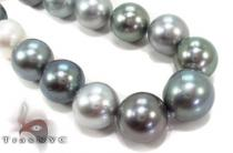 Multy-Color Pearl Necklace 31726 パールネックレス