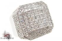 Prong Diamond Ring 31767 メンズ ダイヤモンド リング