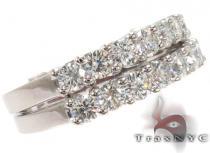 Prong Diamond Ring 32067 レディース ダイヤモンド リング