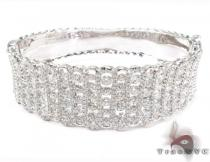 Prong Diamond Bracelet 32073 Diamond Bangle Bracelets