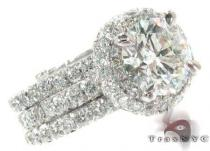 Prong Diamond Ring 32068 Diamond Wedding Sets