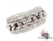 Prong Diamond Ring 32209 メンズ ダイヤモンド リング