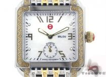 Michele Bracelet Watch MWW15A000059 Michele Diamond Watches