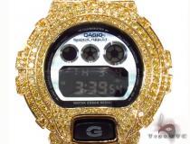 Casio G-Shock Yellow Silver Watch G-Shock