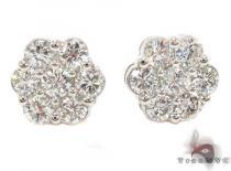 Prong Diamond Earrings 32330 レディース ダイヤモンドイヤリング