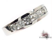 Stunning Men Engagement Ring メンズ ダイヤモンド 結婚指輪