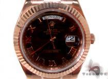 Rolex Day-Date Rose Gold 218235 ロレックス ダイヤモンド コレクション