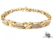 Invisible Diamond Bracelet 32695 ダイヤモンド ブレスレット
