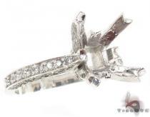 Custom Semi Mount Diamond Ring 32726 セミマウント ダイヤモンド リング