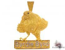 Byrdie Byrd Custom Pendant シルバーペンダント