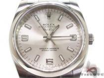 Rolex Air-King Steel Watch 114200 ロレックス ダイヤモンド コレクション