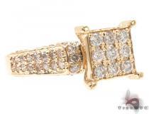 Lady Trax Ring ダイヤモンド 婚約 結婚指輪