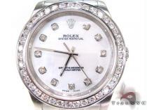 Rolex Oyster Perpetual Steel 116000 ロレックス ダイヤモンド コレクション