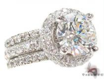 Prong Diamond Ring 32876 Diamond Wedding Sets